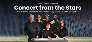 BWW Feature: Rex & Friends CONCERT FROM THE STARS at The Blue Door 10/24