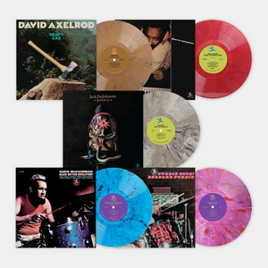 Jazz Dispensary Announces Partnership With Vinyl Me, Please