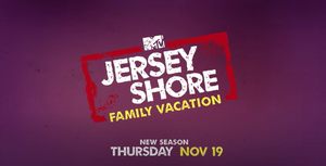 MTV Sets Premiere Date for JERSEY SHORE FAMILY VACATION