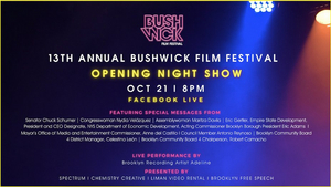The 13th Annual Bushwick Film Festival Kicks Off on October 21