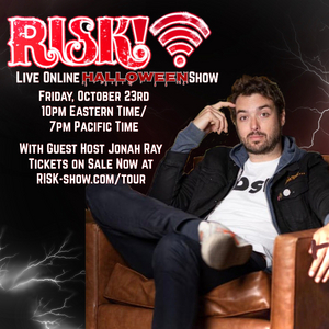 RISK! Announces Lineup for Halloween-Themed Livestream Hosted by Jonah Ray