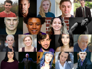 BWW Exclusive: Meet The Cast And Creative Team Of ONE EMPIRE, UNDER GOD