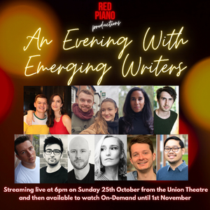 An Evening With Emerging Writers Concert Comes to the Union Theatre