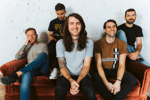 VIDEO: Mayday Parade Releases 'First Train' Video