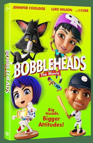 BOBBLEHEADS: THE MOVIE Premiering on Digital & DVD Dec. 8