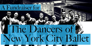 New York City Ballet Dancers to Take Part in Special Outdoor Event