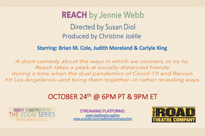 BWW Interview: Christine Joëlle of REACH at The Road Theatre Company