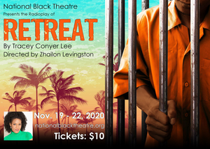 National Black Theatre Announces Cast of New Radio Play, RETREAT