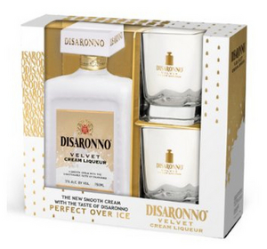 DISARONNO VELVET for a Rich Cream Liqueur