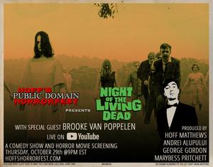 Hoff's Public Domain Horrorfest Presents NIGHT OF THE LIVING DEAD