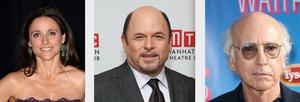 Julia Louis-Dreyfus, Jason Alexander & Larry David Will Reunite for SEINFELD Democratic Party Fundraiser