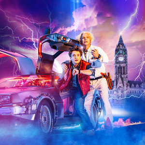 Original Cast Recording of BACK TO THE FUTURE THE MUSICAL to be Released in Summer 2021; 'Back in Time' Single Out Now