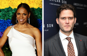 Audra McDonald & Steven Pasquale Will Lead Drama Series THE SECOND WAVE