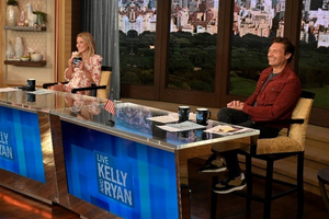 RATINGS: LIVE WITH KELLY AND RYAN is the Week's #1 Syndicated Talk Show