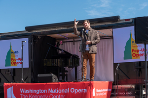 Washington National Opera Offers Pop-Up Opera Truck to Bring Live Operatic Performances to the Community