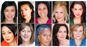 Season of Concern Announces All-Women Cast of FEFU AND HER FRIENDS