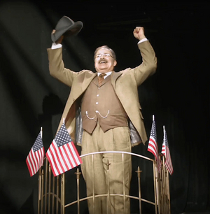 BWW Review: ROOSEVELT: CHARGE THE BEAR at The Roustabouts Theatre Co streaming through November 2nd