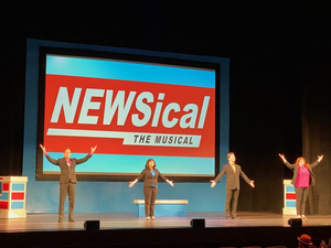 NEWSICAL THE MUSICAL Now Available for Streaming