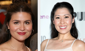Phillipa Soo, Ruthie Ann Miles & More Featured on OVER THE MOON Film Soundtrack, Out Today