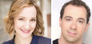 Maggie Lakis and Rob McClure Star in TREASURE ISLAND: LIVE