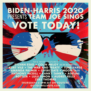 Sylvan Esso, Colin Meloy, Amanda Palmer, Tune-Yards and More Announced for TEAM JOE SINGS