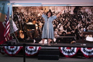 BWW Review: FANNIE LOU HAMER SPEAK ON IT! at Arena Stage