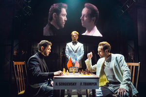 BWW Review: CHESS at MDM Theatre - Back Where It Started