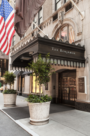 THE BENJAMIN HOTEL in NYC Announces Halloween Events