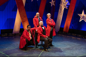 BWW Review: JQA at San Diego Repertory Theatre