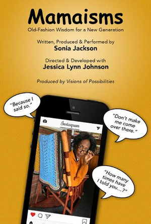 Sonia Jackson's MAMAISMS Goes Online