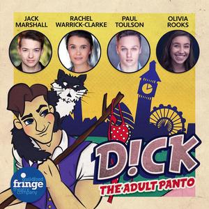 Guildford Fringe Theatre Company Announces Cast for D!CK THE ADULT PANTO
