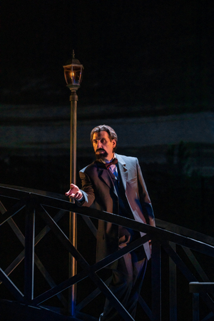 HERSHEY FELDER: A PARIS LOVE STORY to be Streamed Live from Florence, Italy
