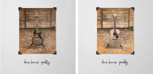 Dave Hause Releases Patty Griffin & Paddy Costello Covers EPs