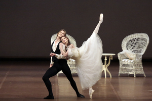 BWW Review: THE LADY OF THE CAMELLIAS, Bolshoi Ballet in Cinemas