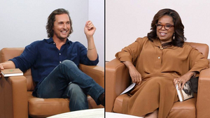 Oprah Interviews Matthew McConaughey on THE OPRAH CONVERSATION
