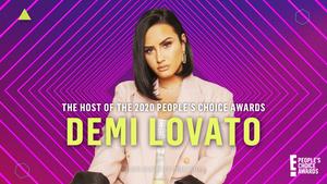 Demi Lovato to Host 2020 E! PEOPLE'S CHOICE AWARDS