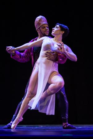 Ballet Meets Burlesque in Virtual SLUTCRACKER