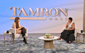 Tamar Braxton Breaks Her Silence Following Her Attempted Suicide on TAMRON HALL