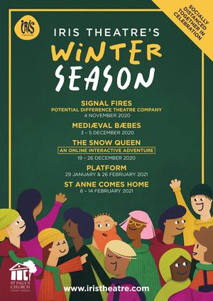 Iris Theatre Announces Winter Season 2020