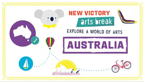 New Victory Announces New Victory Arts Break: EXPLORE A WORLD OF ARTS