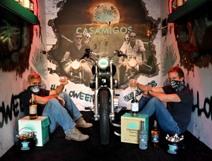 CASAMIGOS Brings the Halloween Party to You in LA