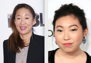 Sandra Oh & Awkwafina Will Play Sisters in Upcoming Comedy