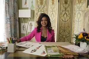 Lark Voorhies to Make Special Appearance on SAVED BY THE BELL