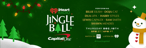 iHeartMedia Rings in the Holiday Season with the 2020 JINGLE BALL