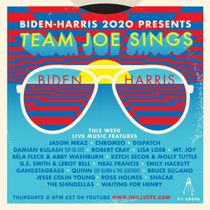 Jason Mraz, Chromeo, Mt. Joy + More Perform For Team Joe Sings