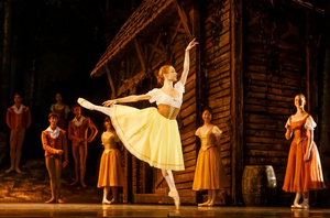 BWW Review: STAATSBALLETT BERLIN'S GISELLE at Staatsoper Berlin
