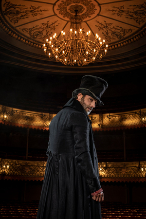 THE WALKING DEAD's Andrew Lincoln To Star As Scrooge in Live Streamed A CHRISTMAS CAROL as Part of Old Vic: In Camera