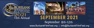 Submissions Begin Nov. 2 for The 13th Annual 2021 Burbank International Film Festival