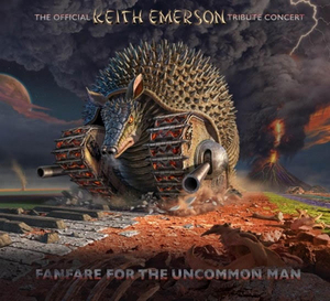 Keith Emerson Tribute Concert Release Announced