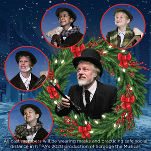 NTPA Announces the Cast of the 10th Annual SCROOGE
